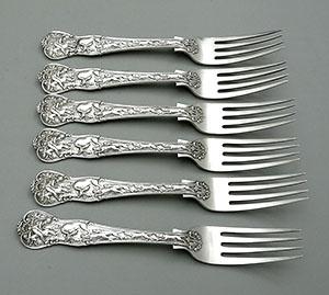Britannia Fine Antique Silver recent acquisitions