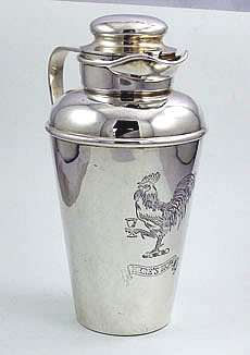 Britannia Fine Antique Silver Hollowware 1