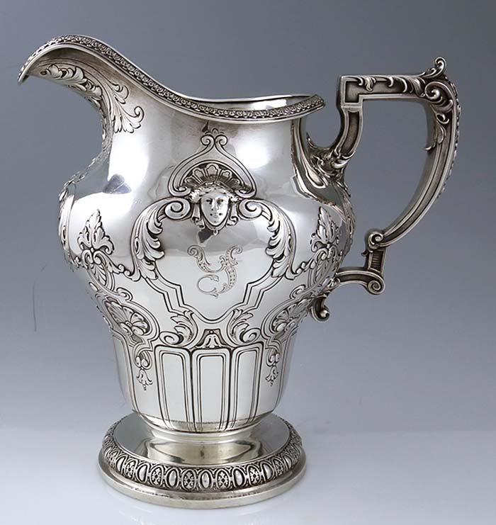 Gorham Special Order Large 50 Ounce Sterling Pitcher Circa