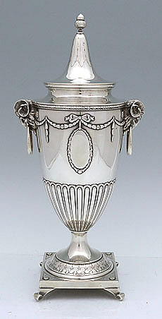 Britannia Fine Antique Silver Hollowware Page One Includes