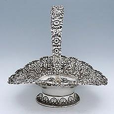 Britannia Fine Antique Silver Hollowware Page One Includes