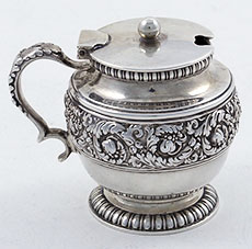 Britannia Fine Antique Silver Recent Acquisitions