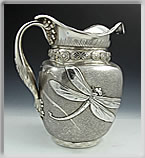 Rare Hollowware museum quality antique sterling silver by important makers